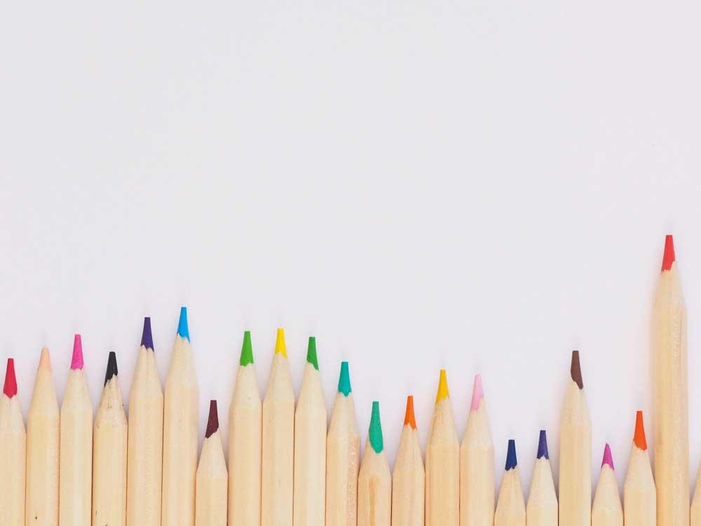crayons ecole
